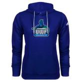 Adidas Climawarm Royal Team Issue Hoodie-UWF Argonauts