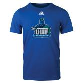 Adidas Royal Logo T Shirt-UWF Argonauts