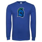 Royal Long Sleeve T Shirt-Argonaut Head