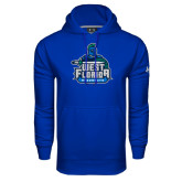 Under Armour Royal Performance Sweats Team Hoodie-West Florida Argonauts