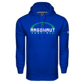 Under Armour Royal Performance Sweats Team Hoodie-Football Design