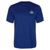 Performance Royal Tee-West Florida Argonauts