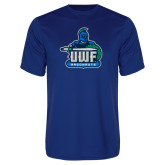 Performance Royal Tee-UWF Argonauts