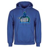 Royal Fleece Hoodie-UWF Argonauts