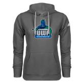 Adidas Climawarm Charcoal Team Issue Hoodie-UWF Argonauts
