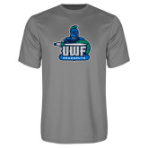 Performance Grey Concrete Tee-UWF Argonauts