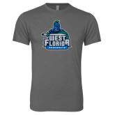 Next Level Premium Heather Tri Blend Crew-West Florida Argonauts