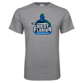 Grey T Shirt-West Florida Argonauts