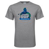 Grey T Shirt-UWF Argonauts