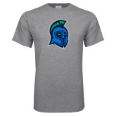 Grey T Shirt-Argonaut Head