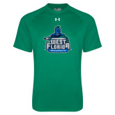 Under Armour Kelly Green Tech Tee-West Florida Argonauts