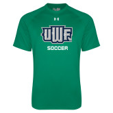 Under Armour Kelly Green Tech Tee-Soccer