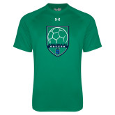 Under Armour Kelly Green Tech Tee-Soccer Design