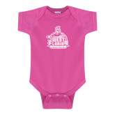 Fuchsia Infant Onesie-West Florida Argonauts