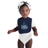 Navy Baby Bib-West Florida Argonauts