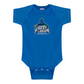 Royal Infant Onesie-West Florida Argonauts