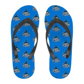Full Color Flip Flops-West Florida Argonauts