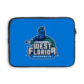 13 inch Neoprene Laptop Sleeve-West Florida Argonauts