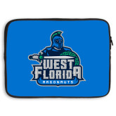 15 inch Neoprene Laptop Sleeve-West Florida Argonauts