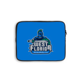 10 inch Neoprene iPad/Tablet Sleeve-West Florida Argonauts