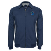 Navy Players Jacket-Argonaut Head