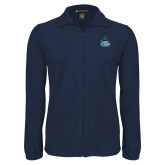Fleece Full Zip Navy Jacket-West Florida Argonauts