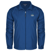 Full Zip Royal Wind Jacket-West Florida Argonauts