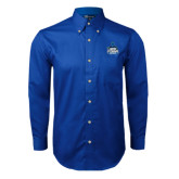 Royal Twill Button Down Long Sleeve-West Florida Argonauts