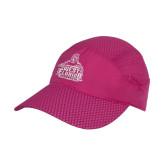 Pink Pace Setter Cap-West Florida Argonauts