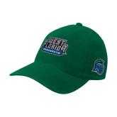 Kelly Green Flexfit Mid Profile Hat-West Florida Argonauts