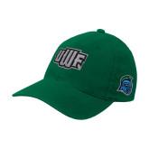 Kelly Green Flexfit Mid Profile Hat-UWF