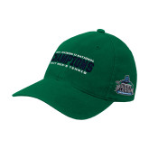 Kelly Green Flexfit Mid Profile Hat-NCAA Division II National Champions 2017 Mens Tennis