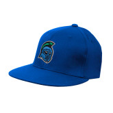 Royal OttoFlex Flat Bill Pro Style Hat-Argonaut Head