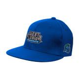 Royal OttoFlex Flat Bill Pro Style Hat-West Florida Argonauts