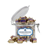 Snickers Satisfaction Small Round Canister-West Florida Argonauts