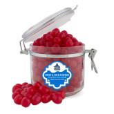 Sweet & Sour Cherry Surprise Round Canister-West Florida Argonauts