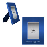 Royal Brushed Aluminum 3 x 5 Photo Frame-University of West Florida Engraved