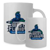 Full Color White Mug 15oz-West Florida Argonauts