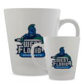 Full Color Latte Mug 12oz-West Florida Argonauts