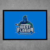 Full Color Indoor Floor Mat-West Florida Argonauts