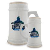 Full Color Decorative Ceramic Mug 22oz-West Florida Argonauts