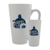 Full Color Latte Mug 17oz-West Florida Argonauts