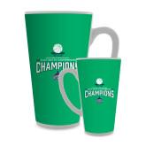 Full Color Latte Mug 17oz-2018 South Conference Mens Basketball Champions
