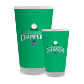 Full Color Glass 17oz-2018 South Conference Mens Basketball Champions