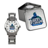 Mens Stainless Steel Fashion Watch-West Florida Argonauts