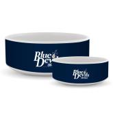 Ceramic Dog Bowl-Primary Mark
