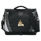 Slope Black/Grey Compu Messenger Bag-Official Logo