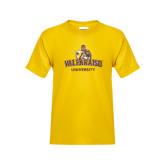 Youth Gold T Shirt-Valparaiso University