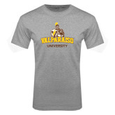Grey T Shirt-Valparaiso University