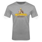 Grey T Shirt-Valparaiso University